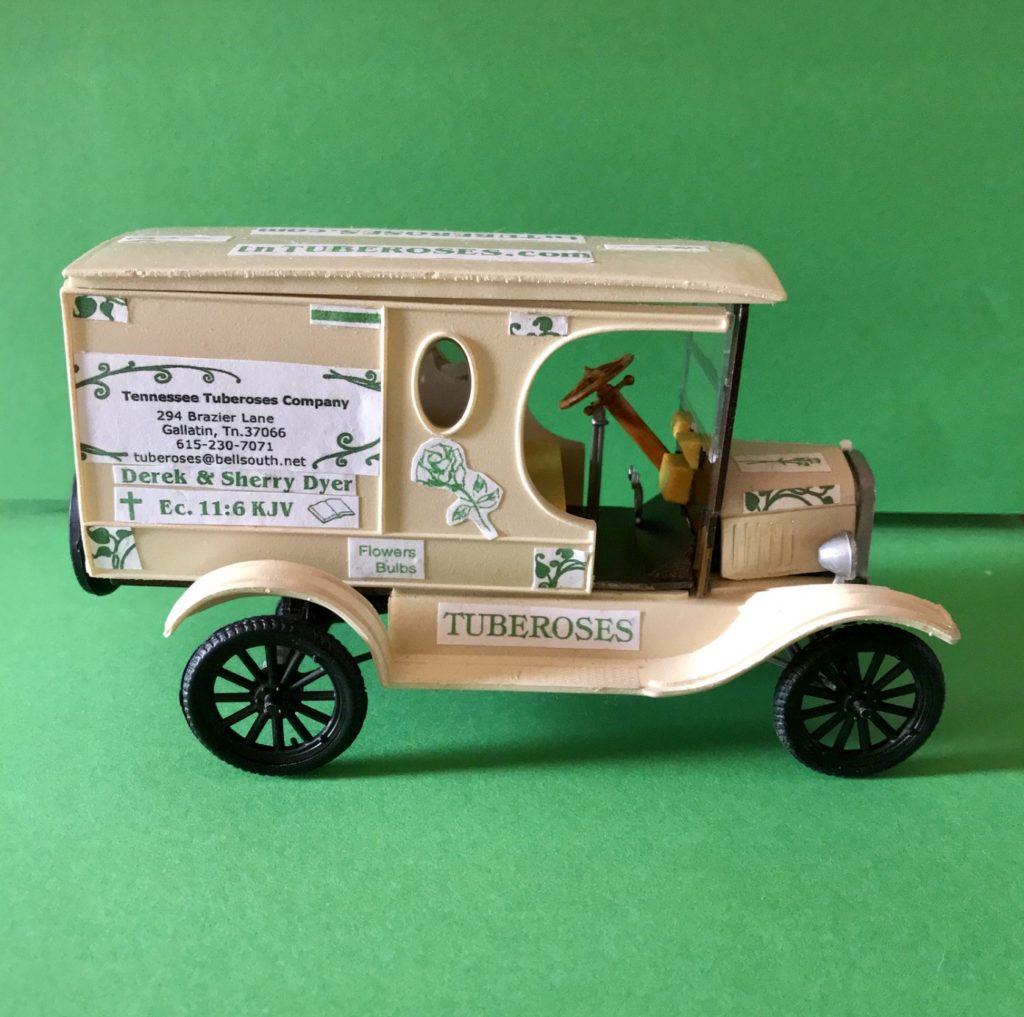 tuberose car
