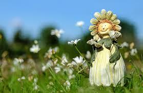 sun flower doll
